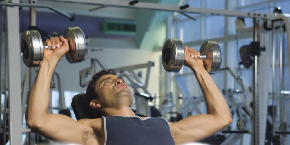 erekció az edzés után