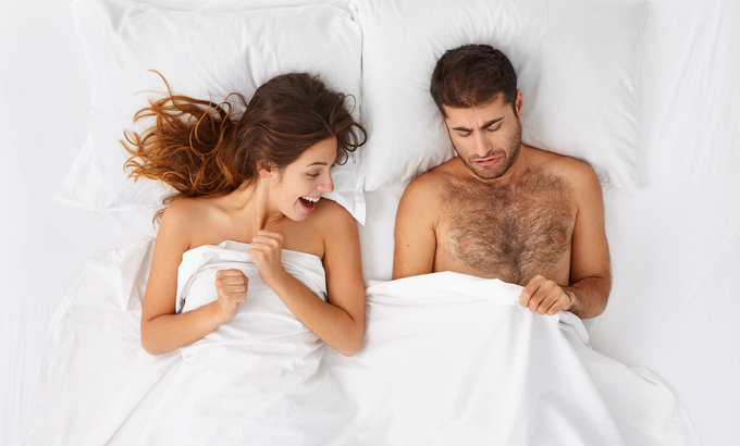 erekciós nők viselkedése miért veszítik el a férfiak a reggeli erekciót