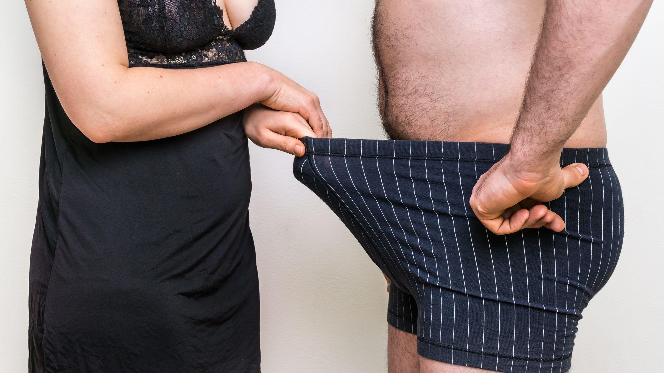 a tag erekciója gyenge, mit tegyen pénisz és normál mérete