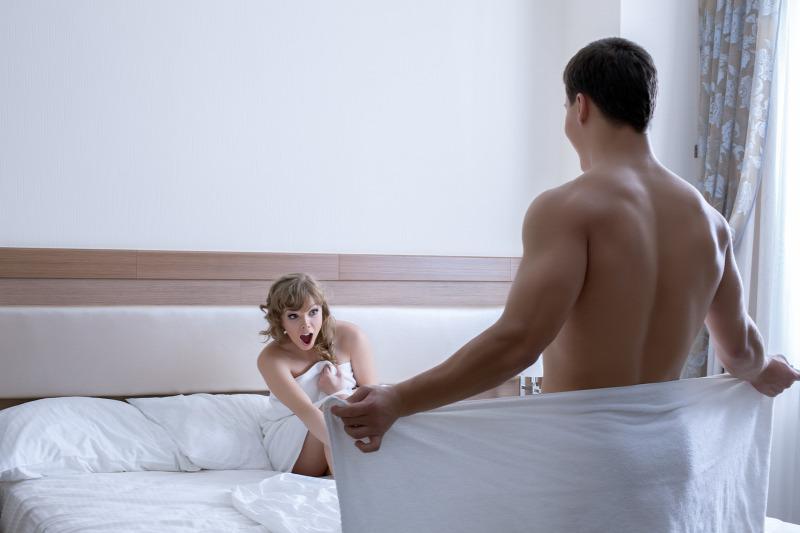 a nők megharapják a péniszt