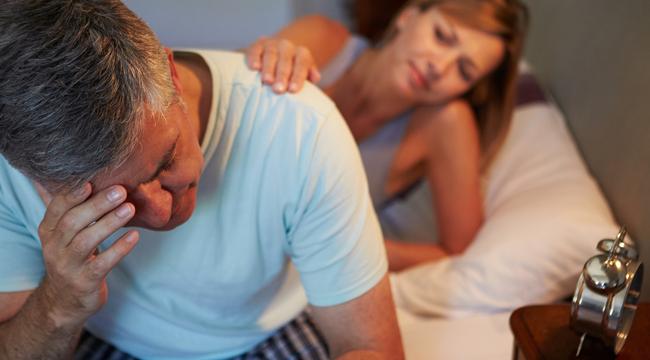 csökkent erekcióval járó nemi kapcsolat erekció, amely javul