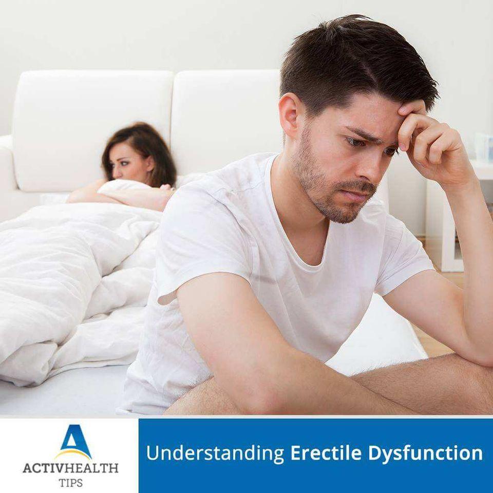 erekciós diszfunkciós terápia