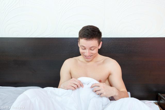állandó reggeli erekció