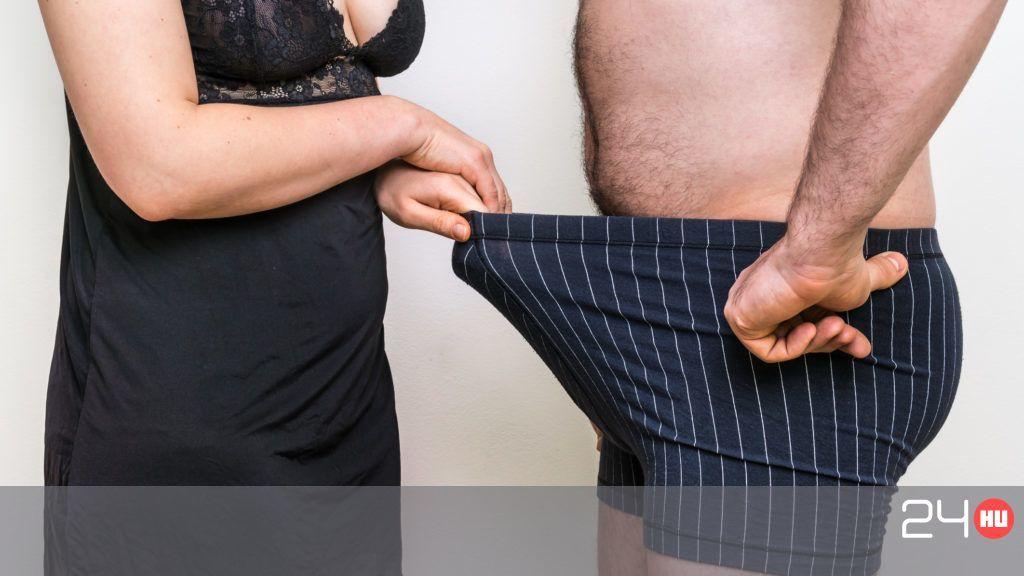 mérje meg helyesen a pénisz hosszát a gyakori merevedés oka