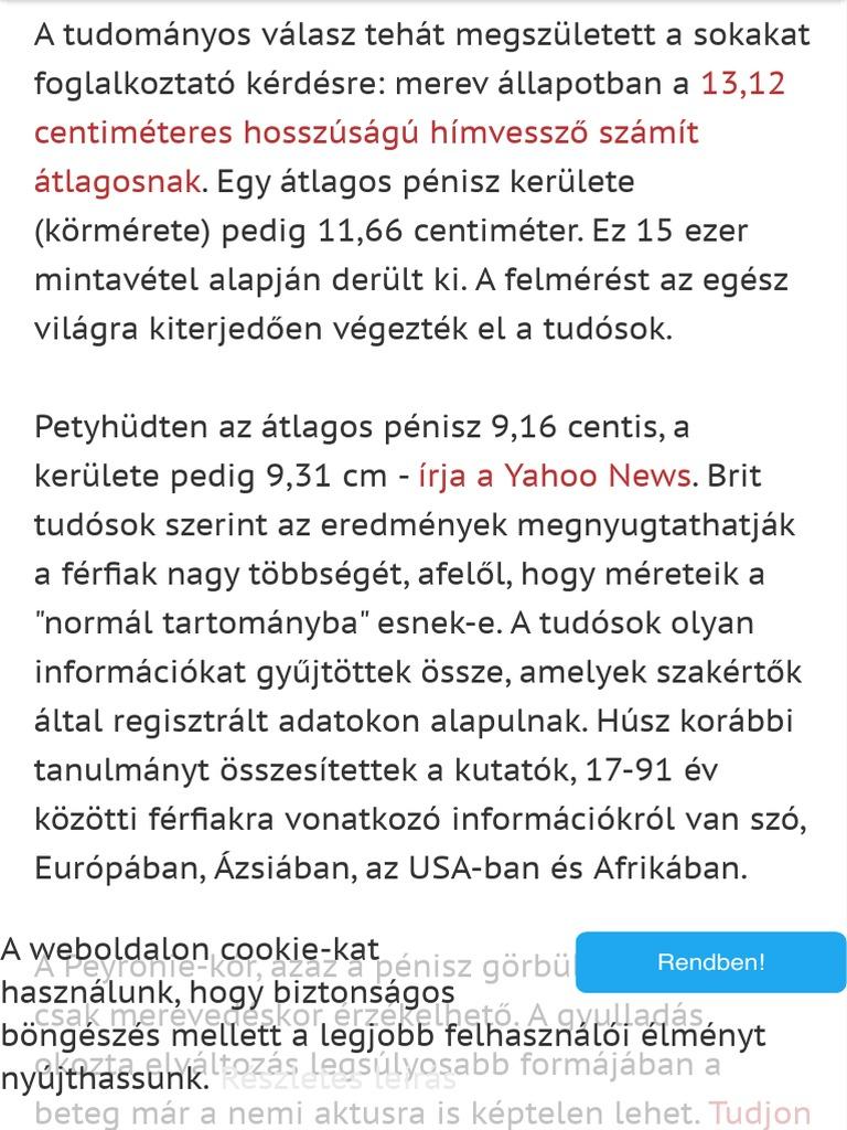 pénisz hossza skála)