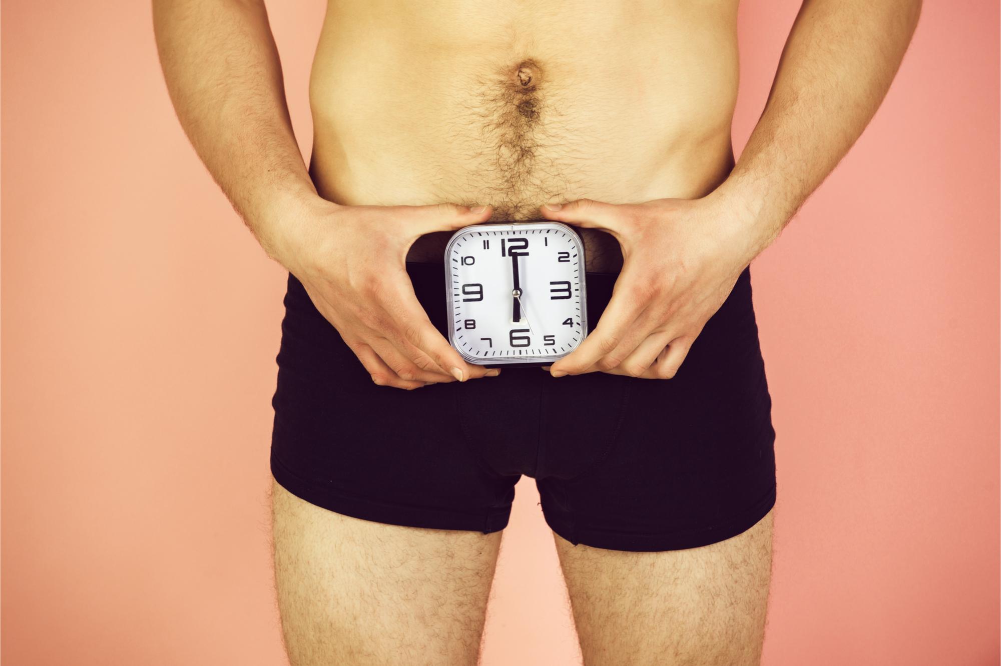 Hogyan lehet fenntartani az erekciót az életkorban